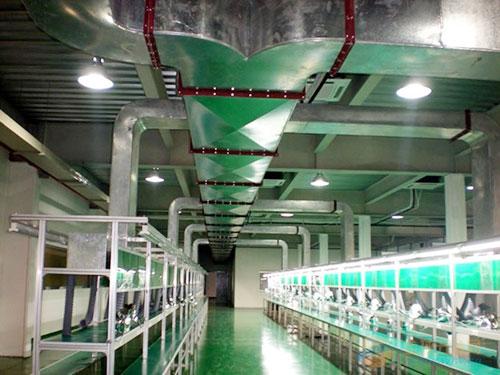 工厂车间废气处理工程