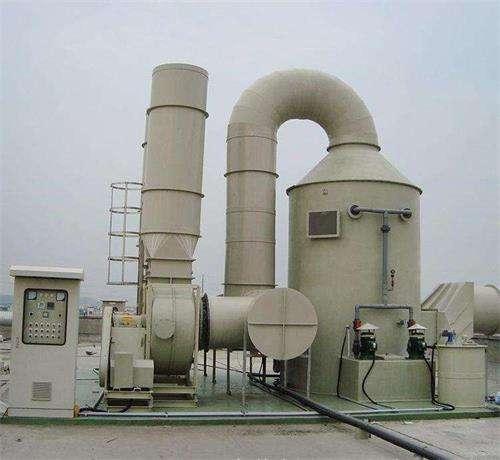 喷淋塔设备工程